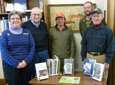 Iowa Driftless Trout Unlimited and Decorah Public Library launch partnership