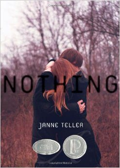 Nothing by Janne Teller book cover