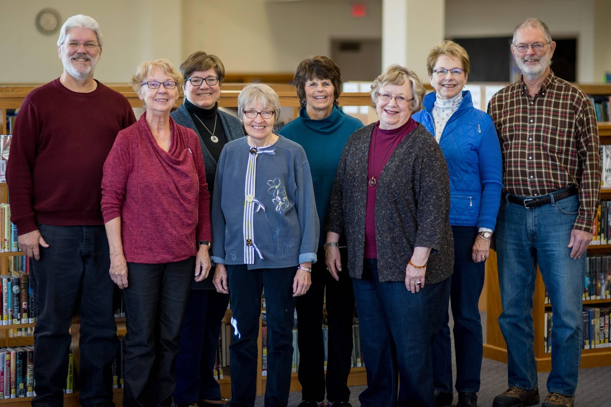 Photo of Friends Board