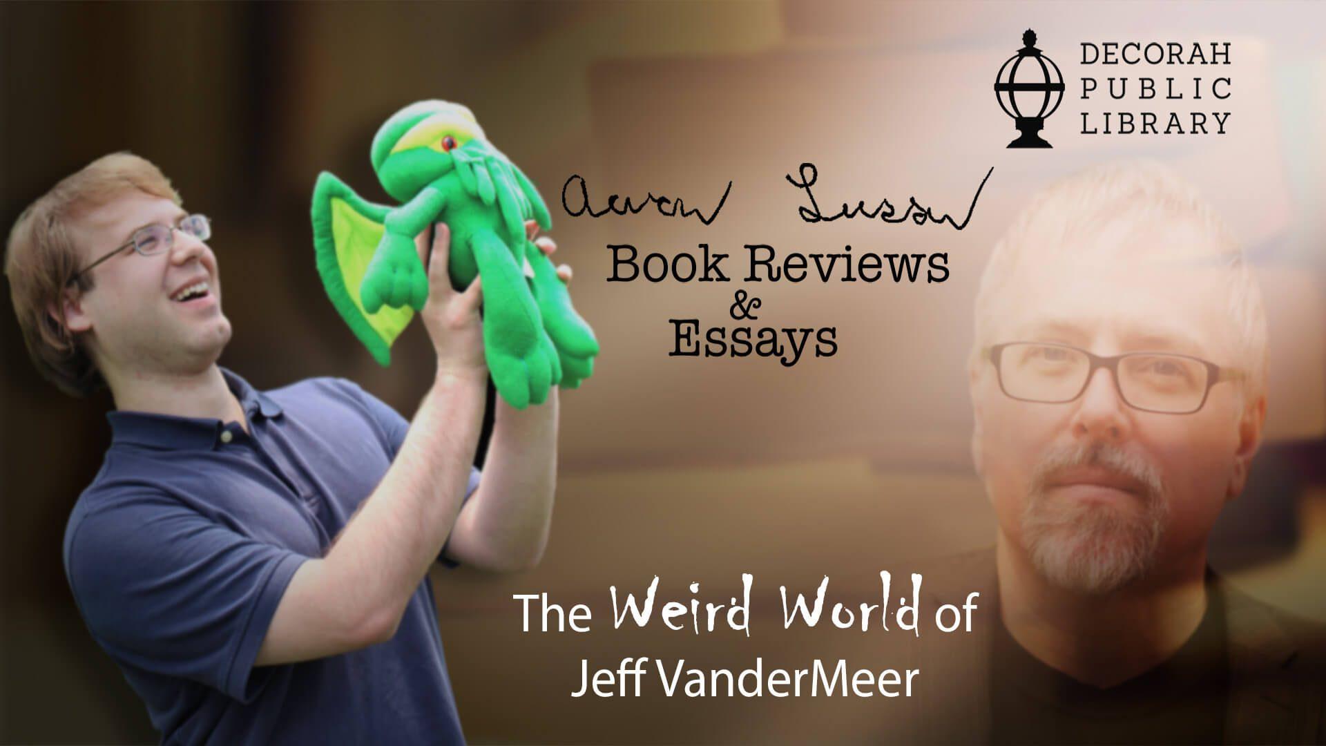 Aaron Larson Book Reviews & Essays