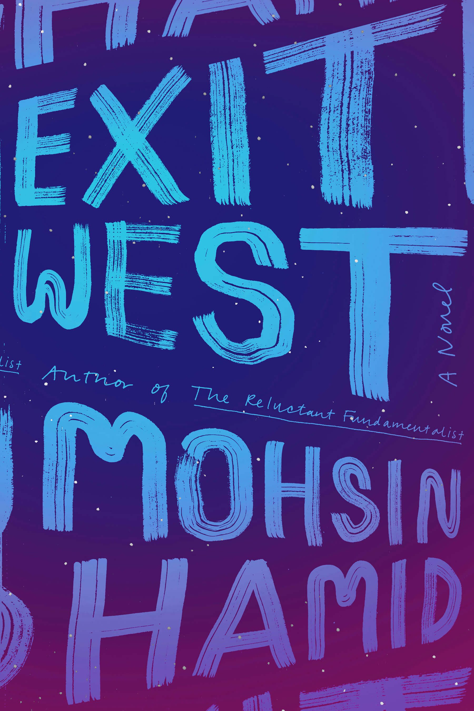 Image of book cover, Exit West