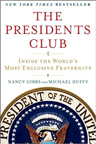 Image of book cover The President's Club