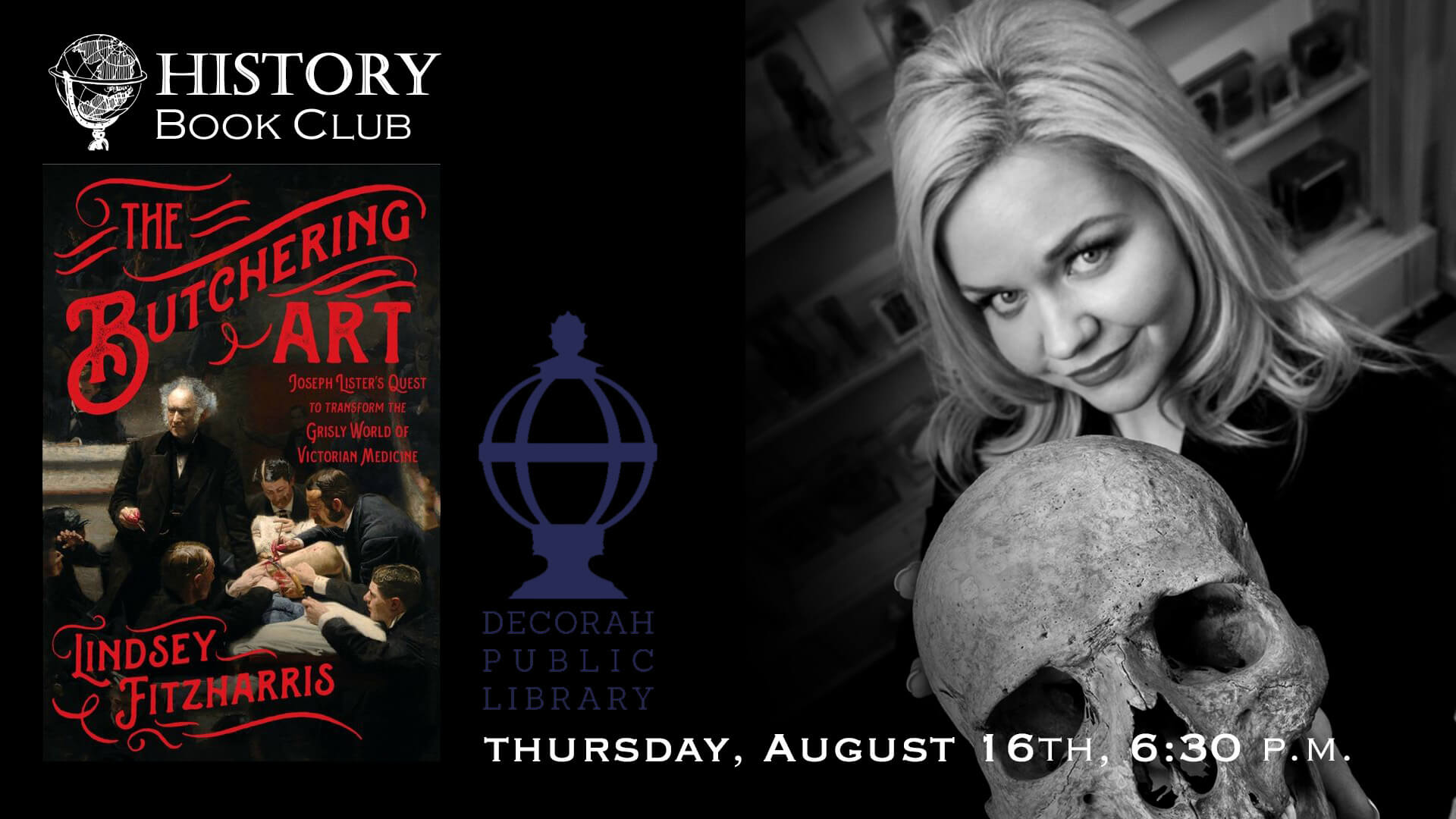 History Book Group August 16