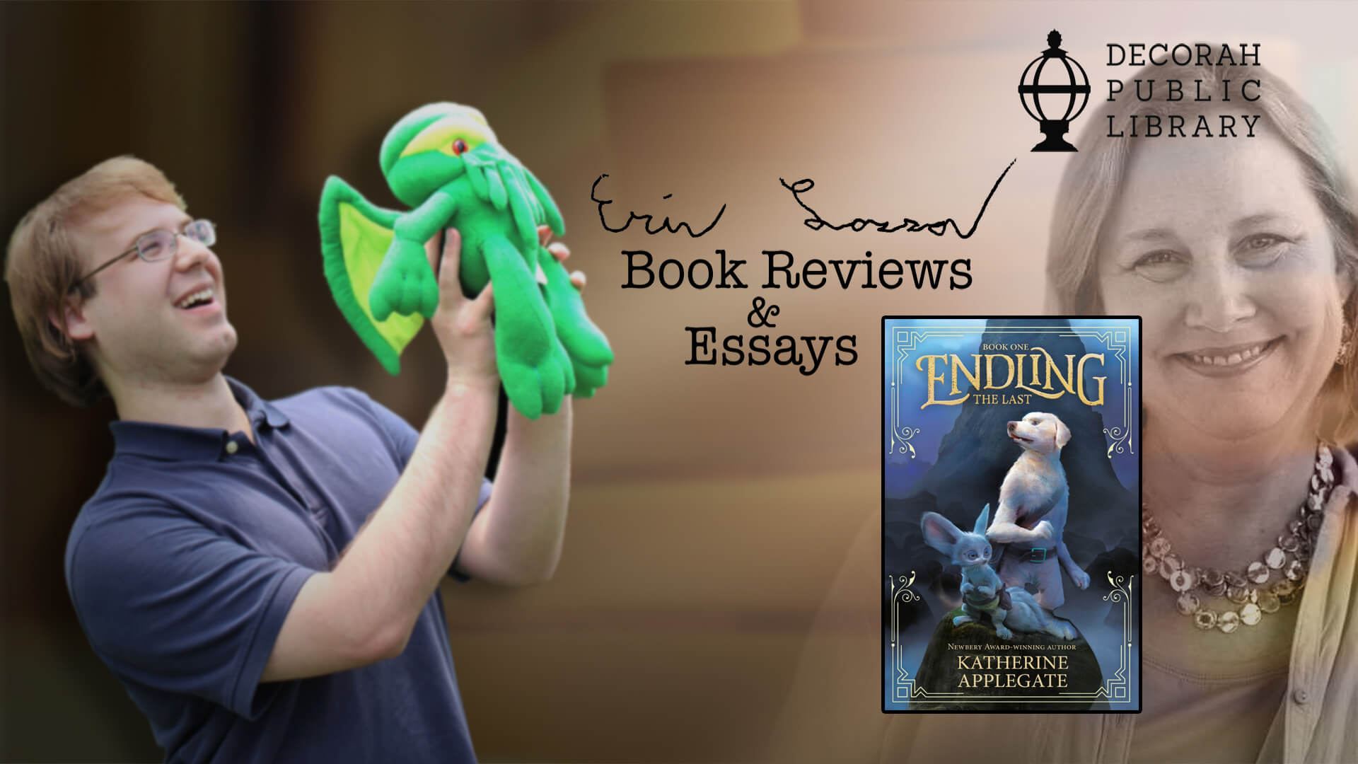 Erin Larson Book Reviews