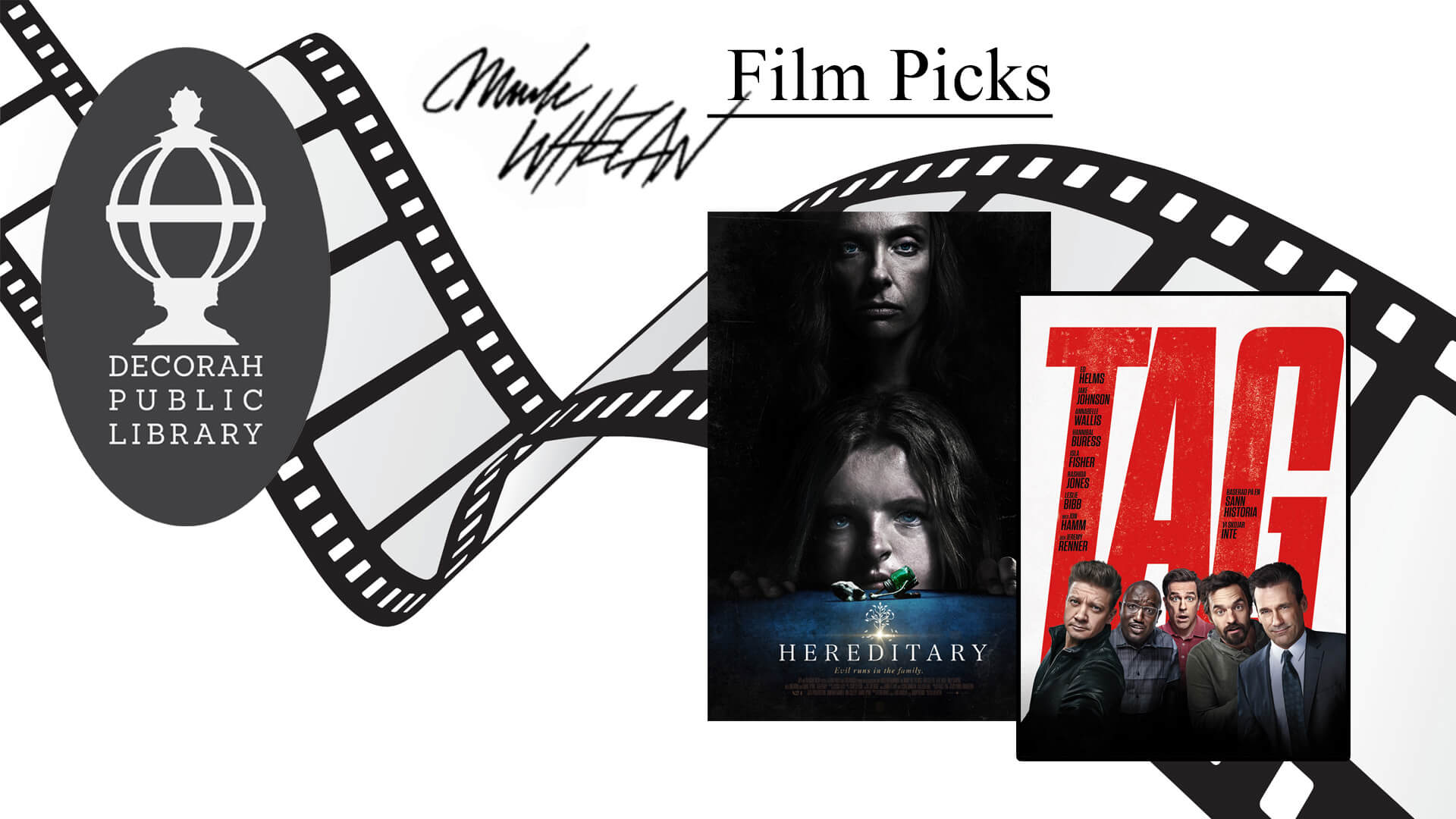 Library Film Picks