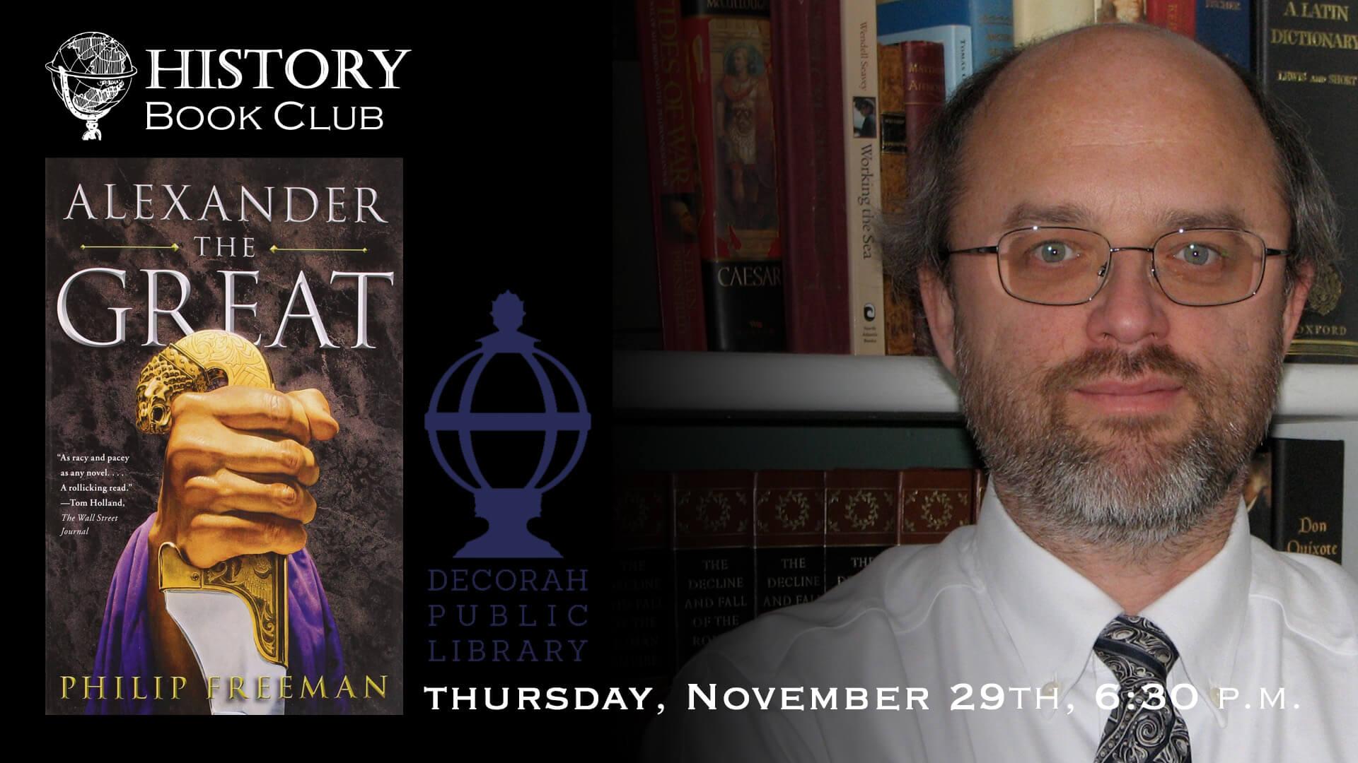 History Book Nov 29