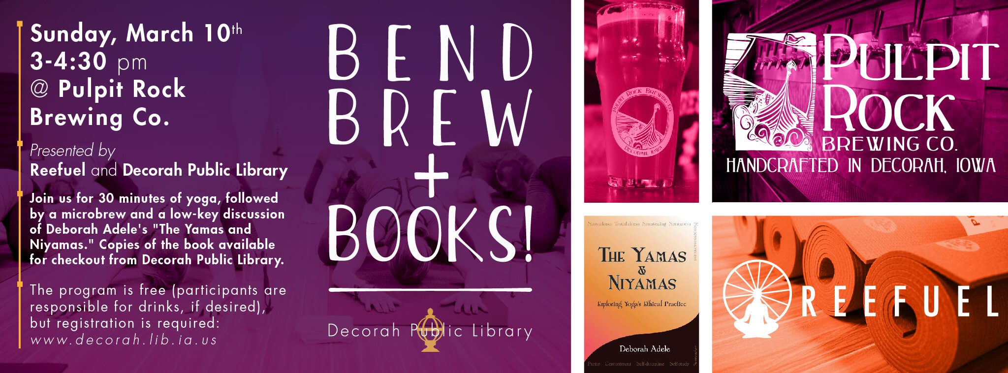 Bend Brew and Books