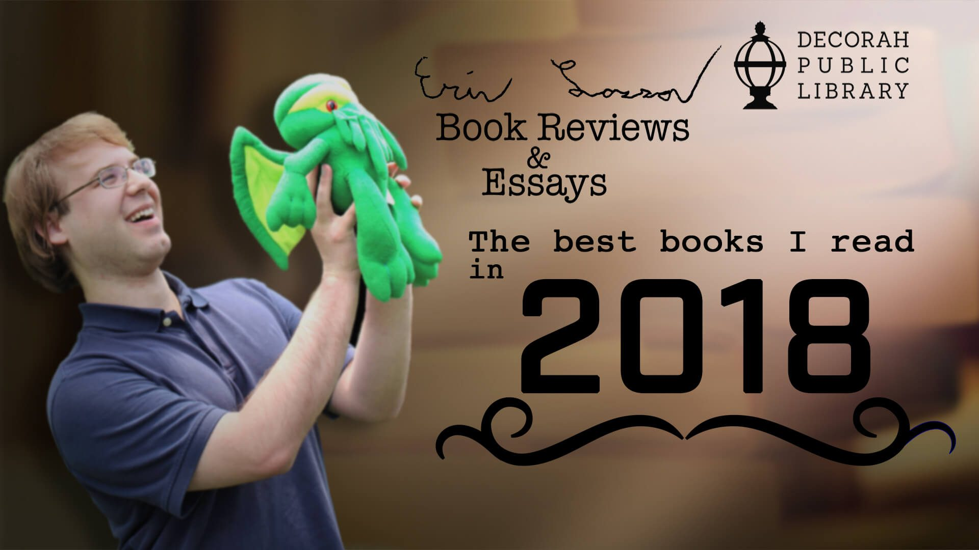 Erin Larson Book Reviews Best of 2018
