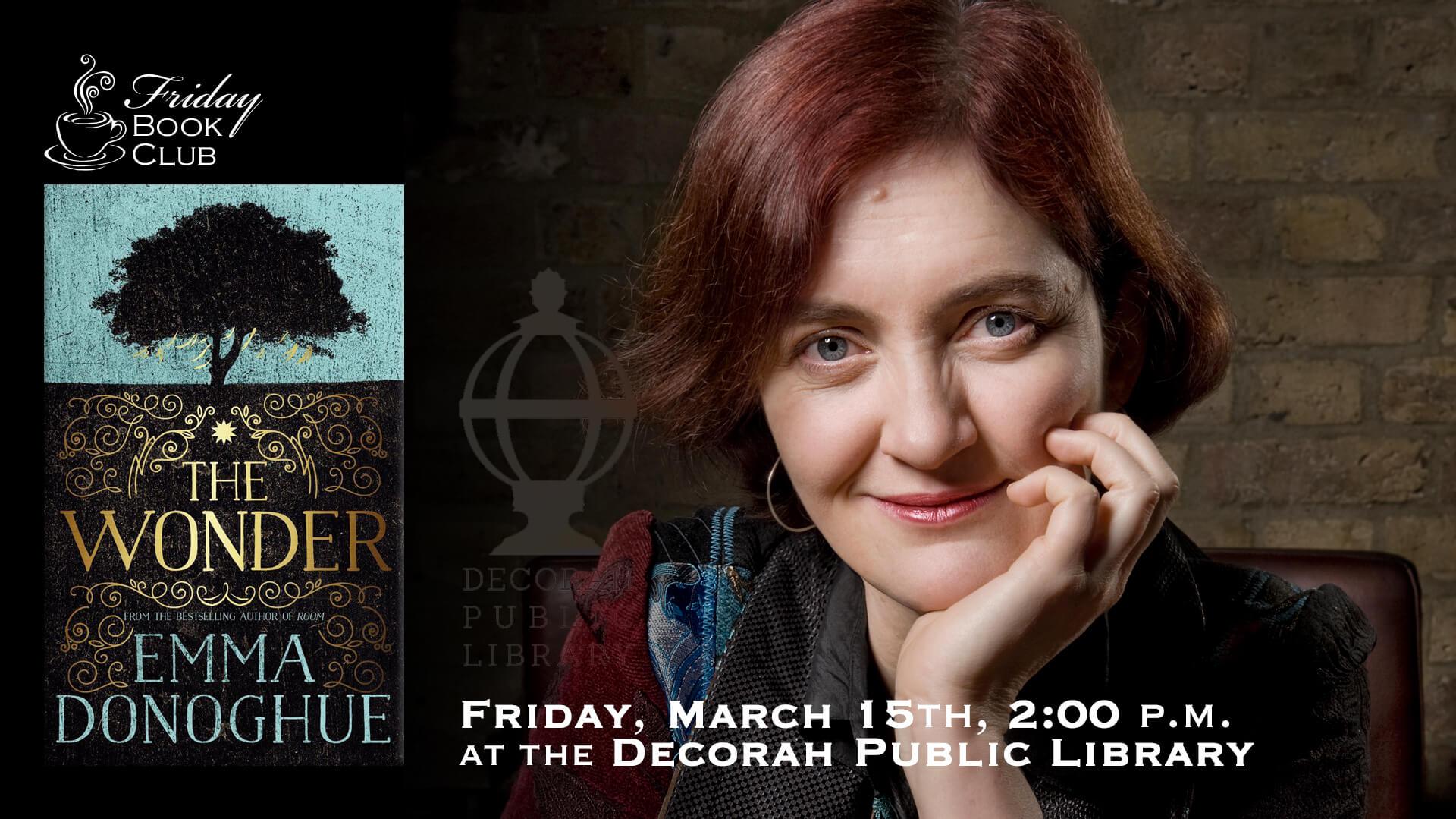 Friday Book Club March 15