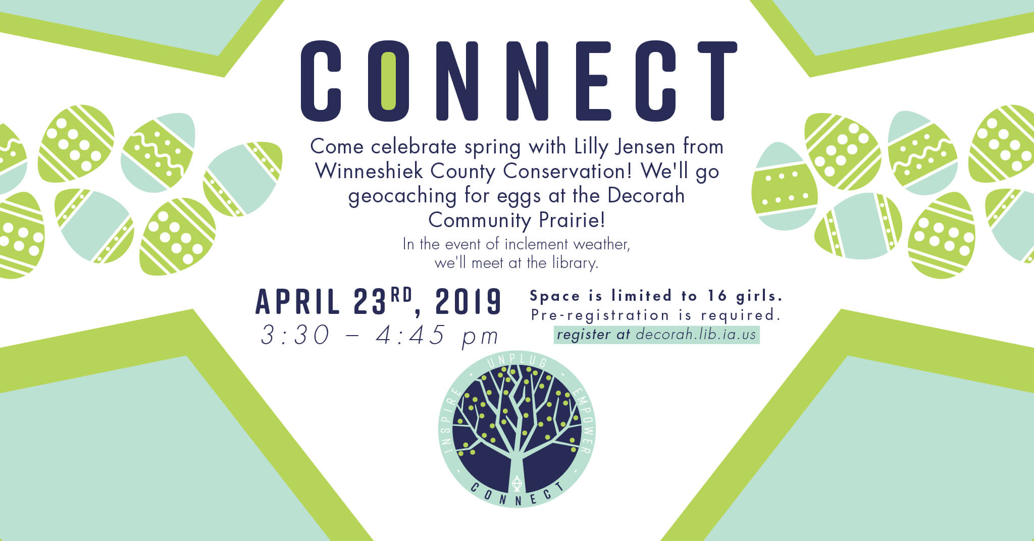 Connect April 23