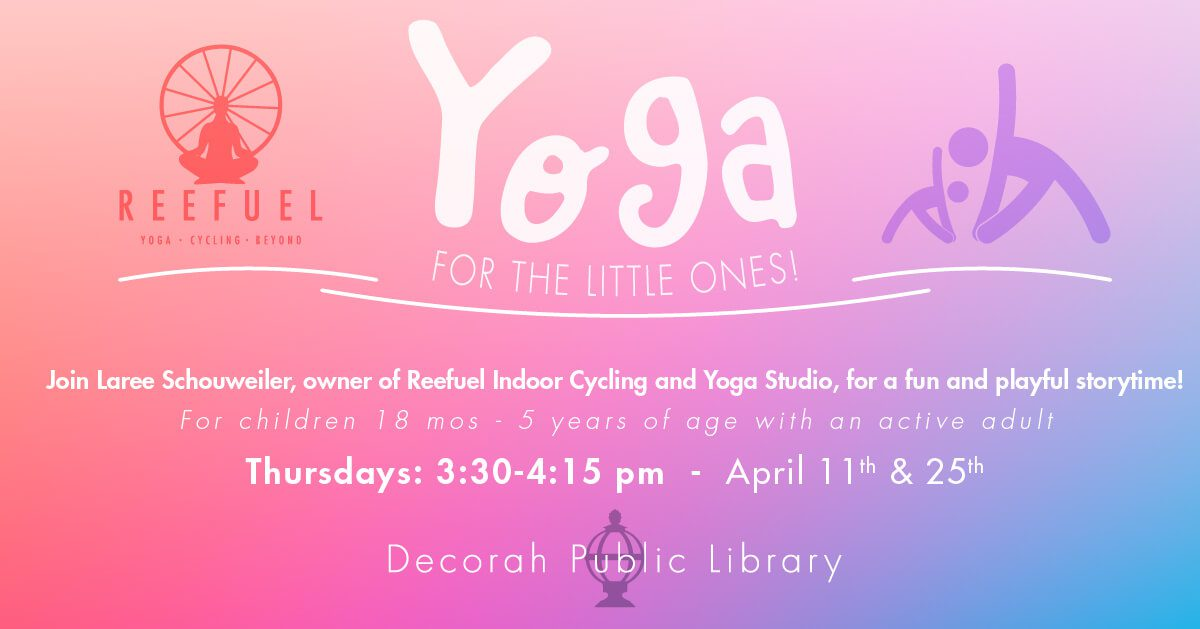 Yoga for the little ones