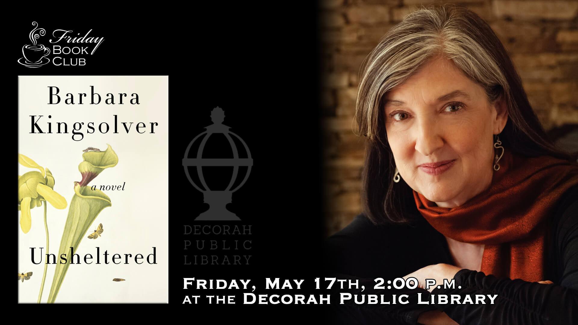 Friday Book Group May 17