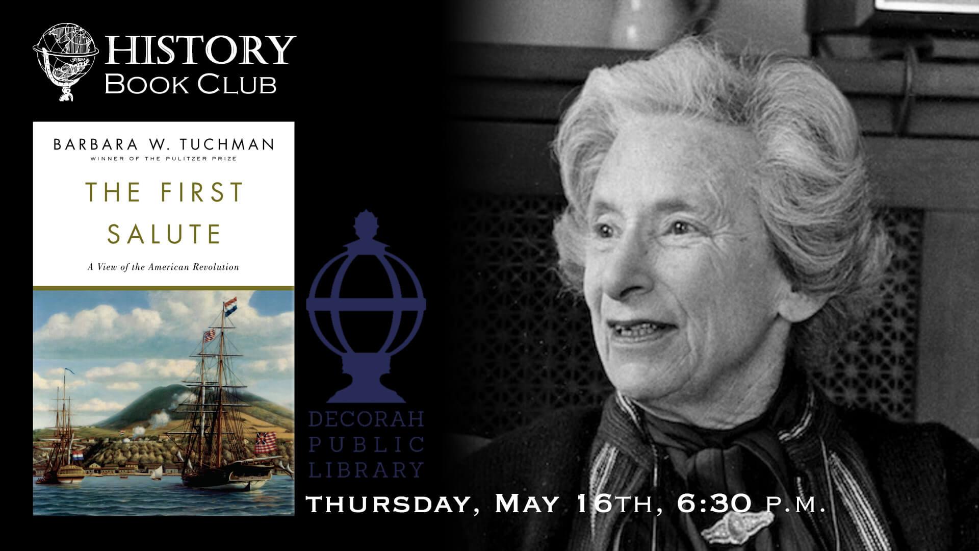 History Book Group May 16