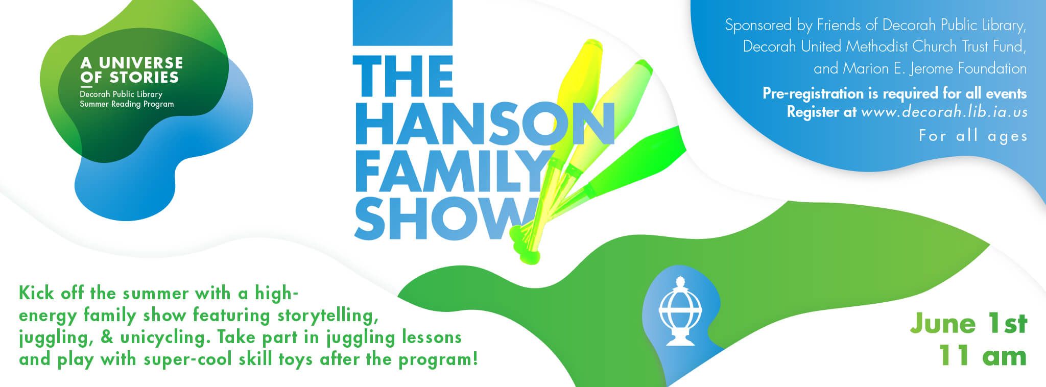 The Hanson Family Show