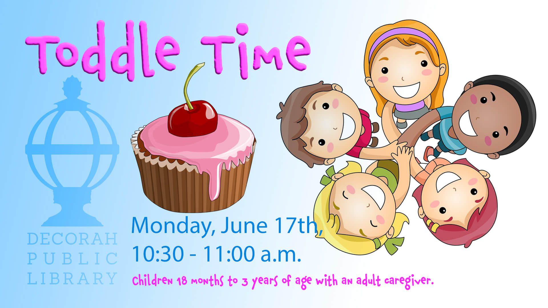 Toddle Time Jun 17