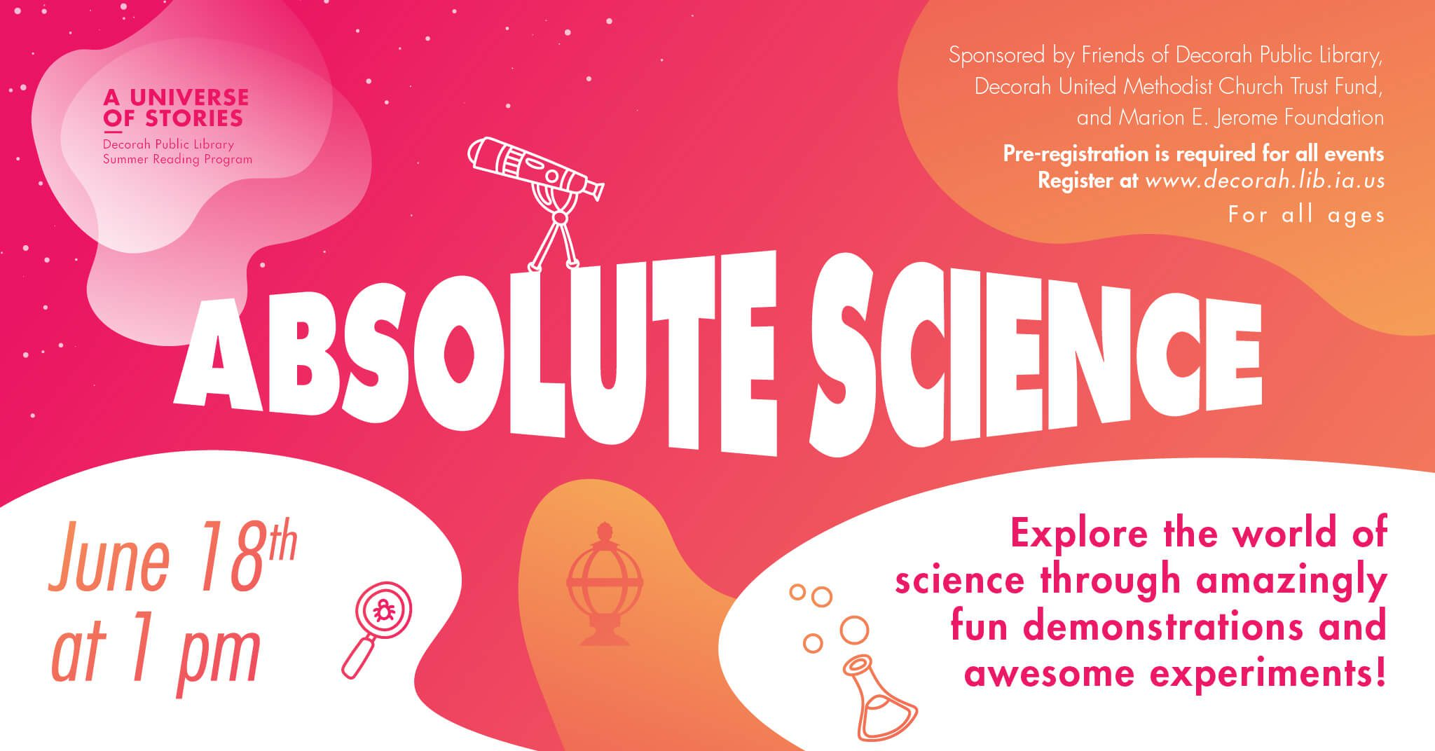 Absolute Science June 18