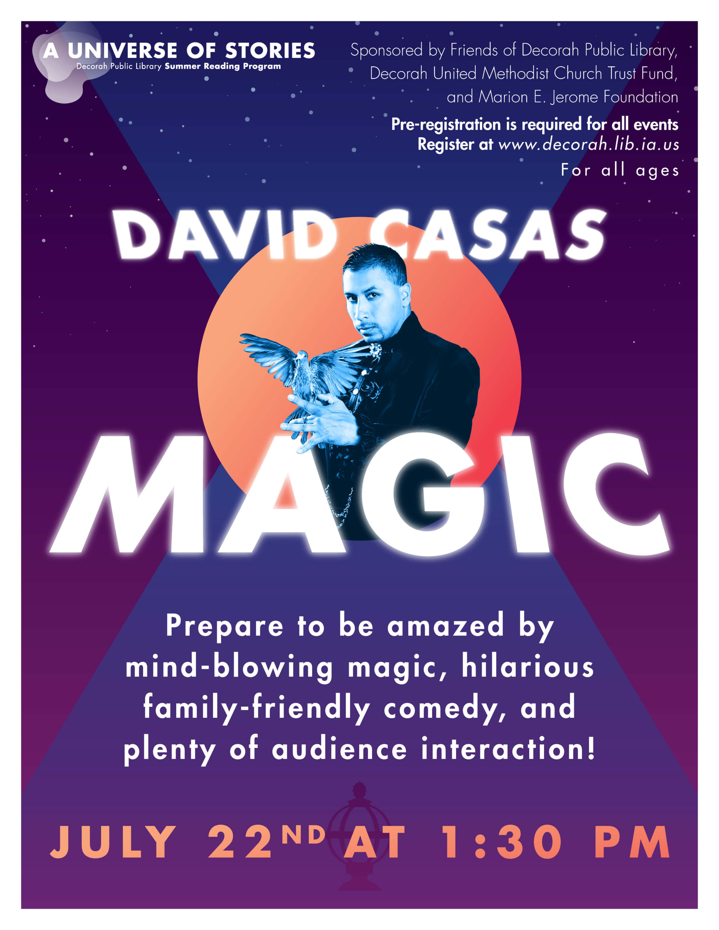 David Casas Magic