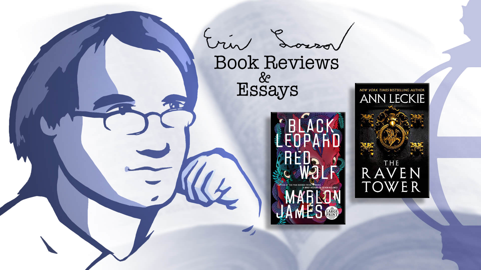 Erin's Book Reviews and Essays