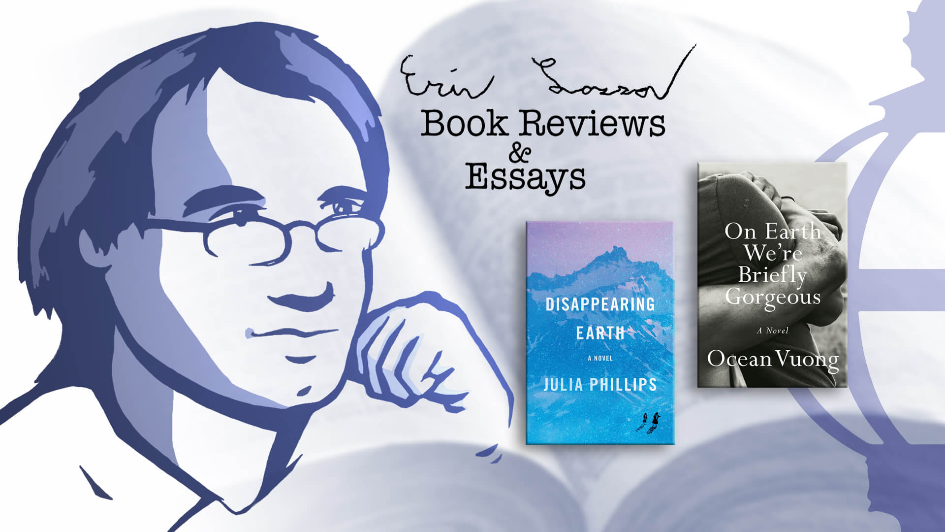 Erin Larson Book Reviews and Essays