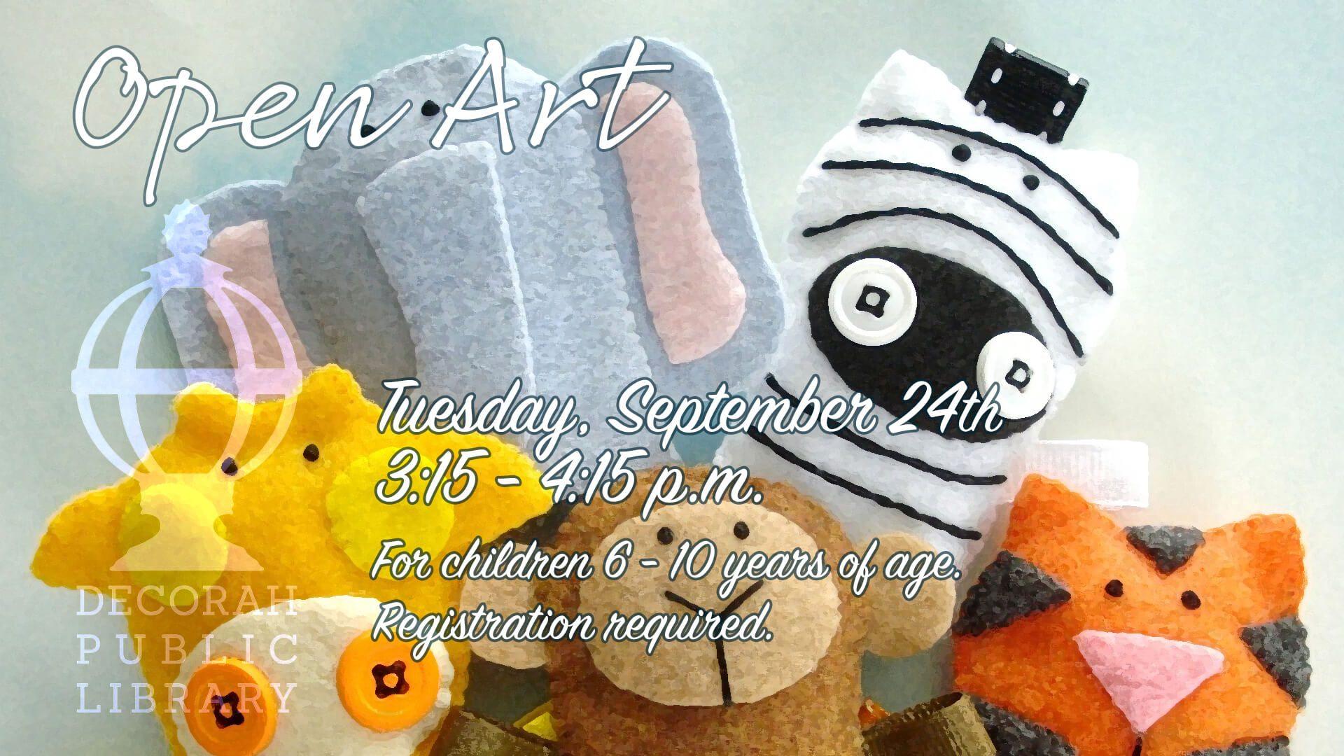 Open Art Sep 24