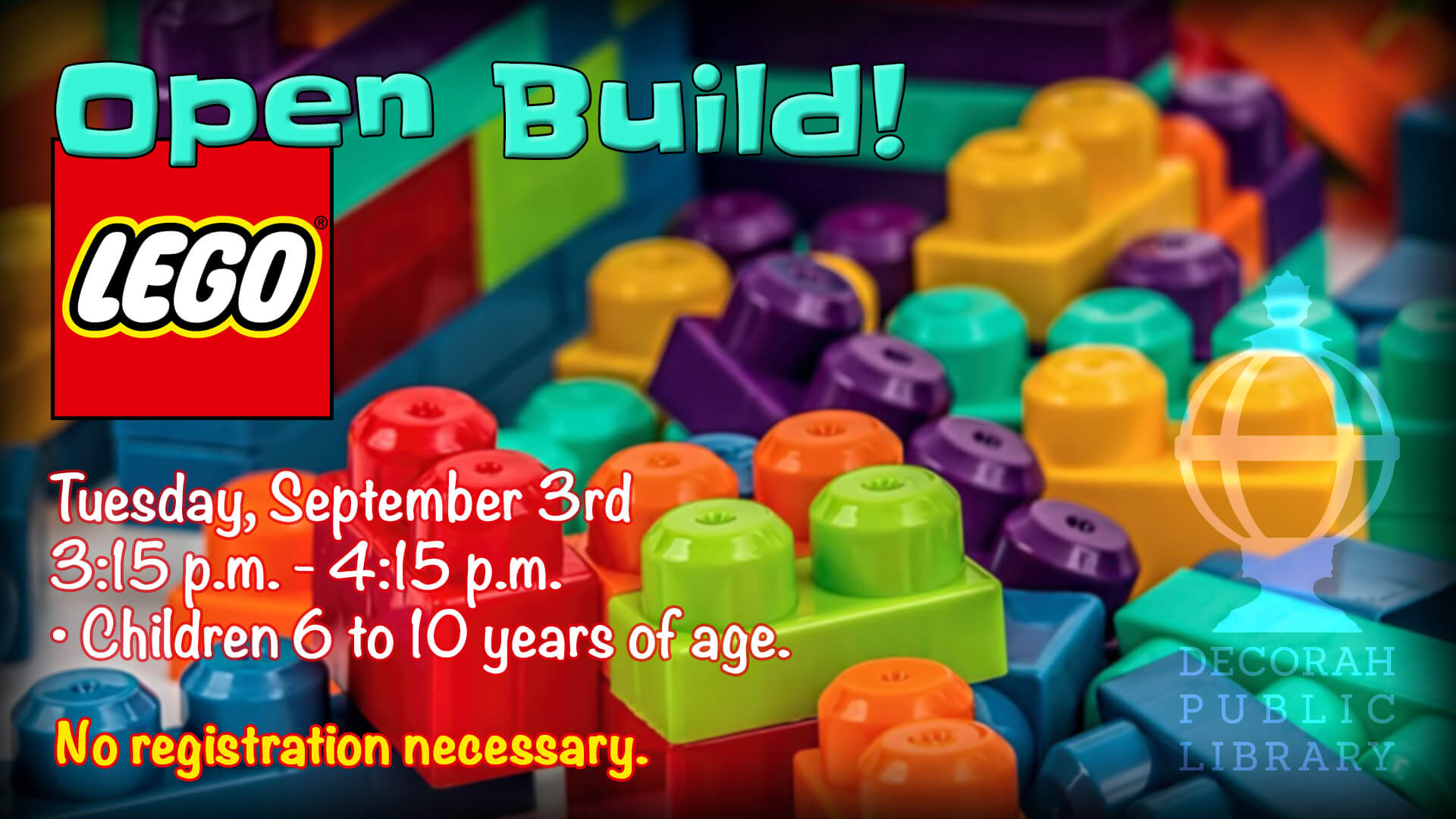 Open Build Sep3
