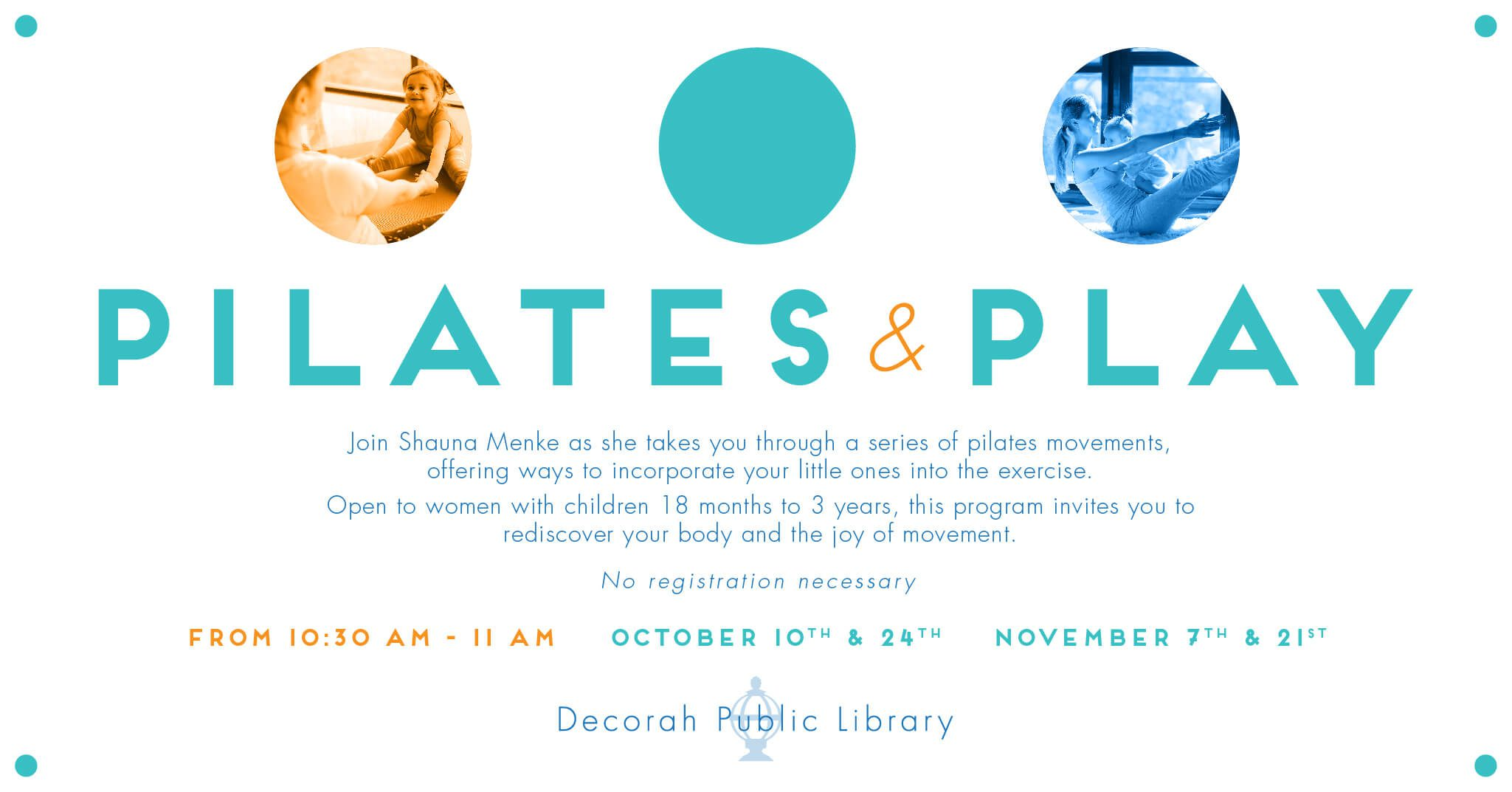 Pilates and Play