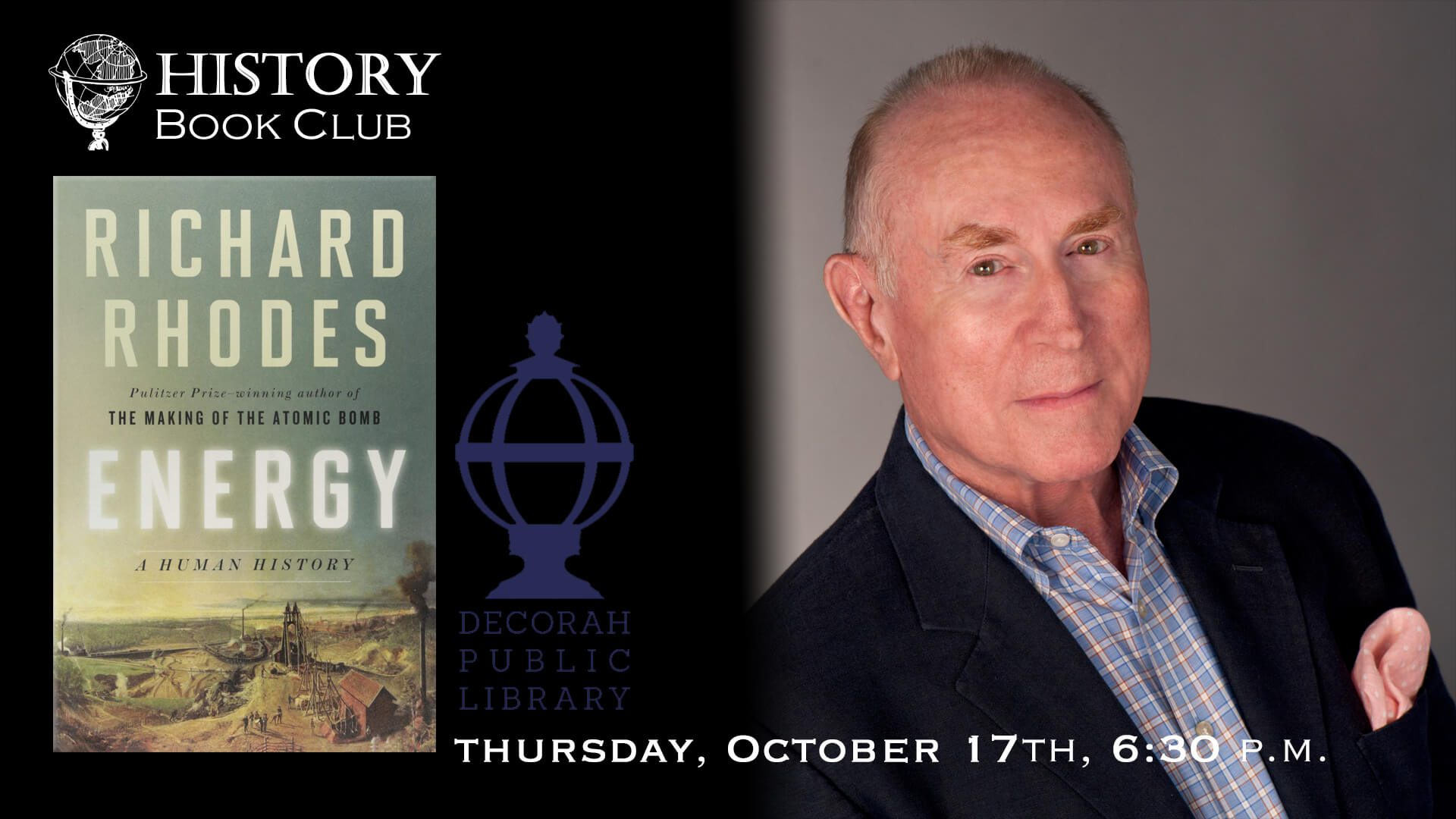 History Book Group Oct 17
