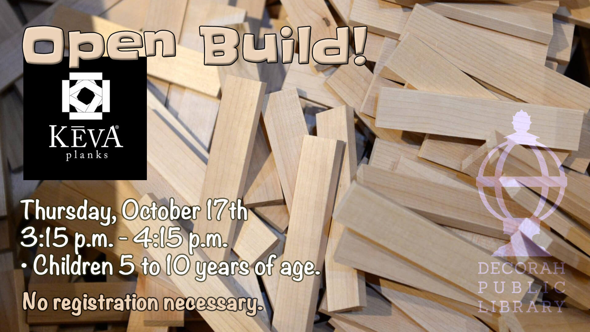 Open Build Oct 17