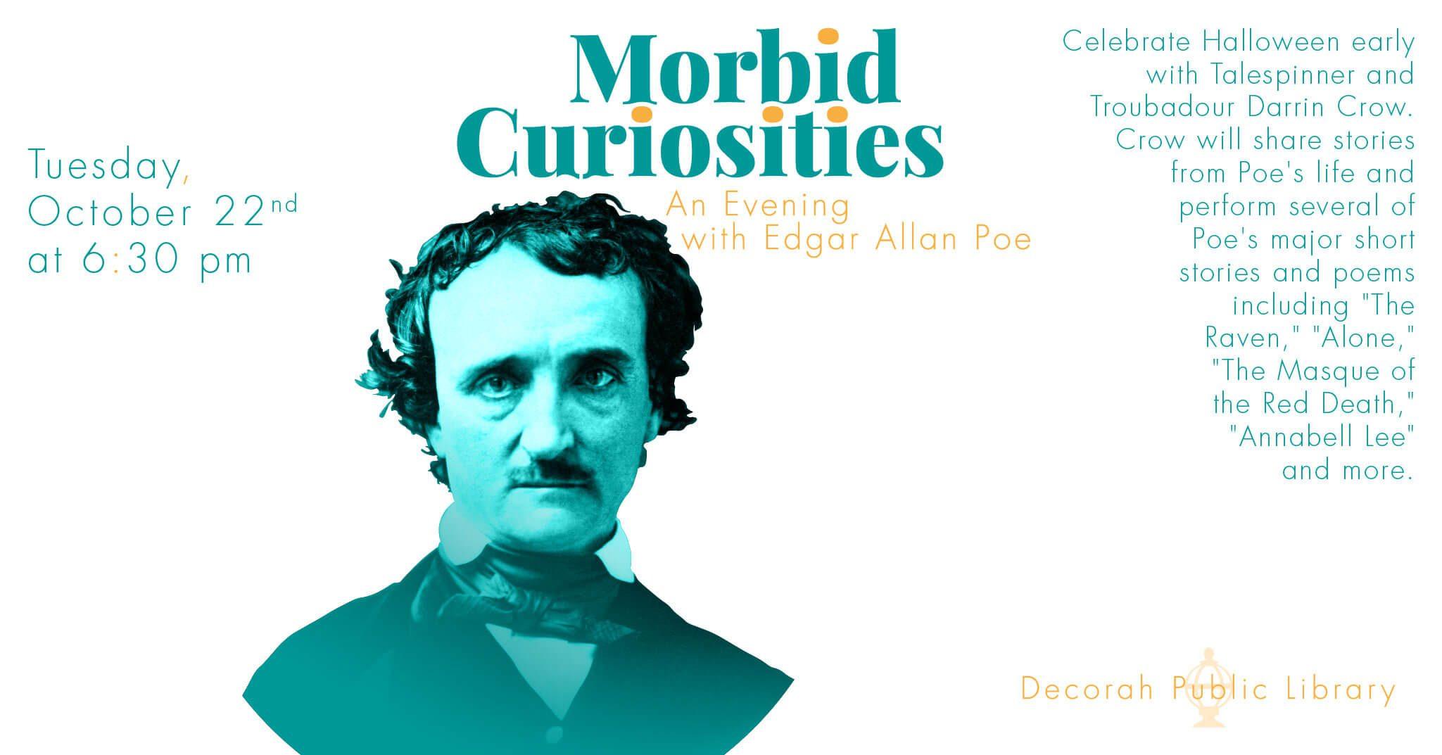 Morbid Curiosties October 22