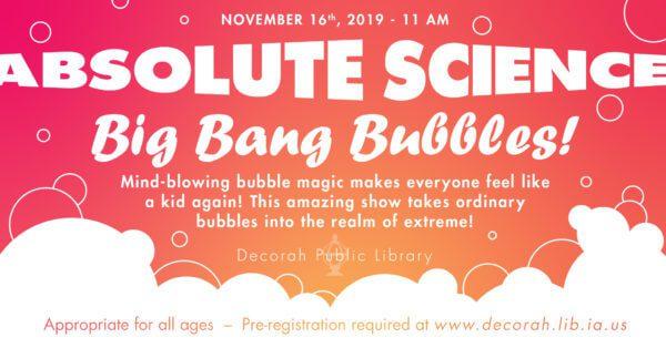 Absolute Science Nov. 16