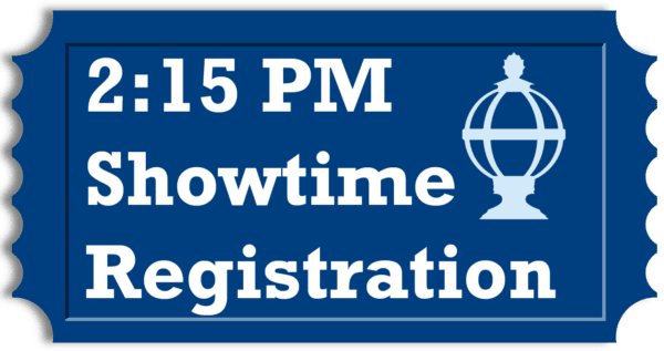 2:15 Showtime Registration
