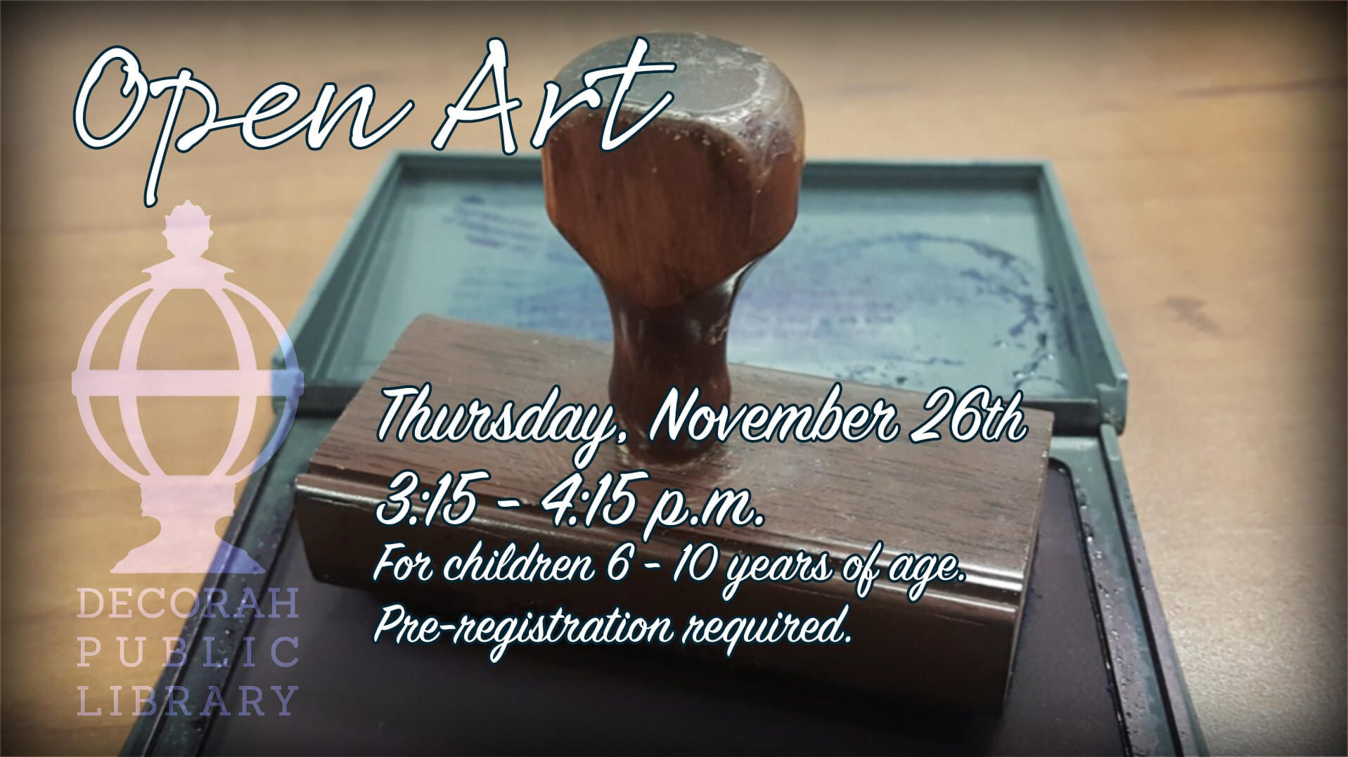 Open Art Nov 26