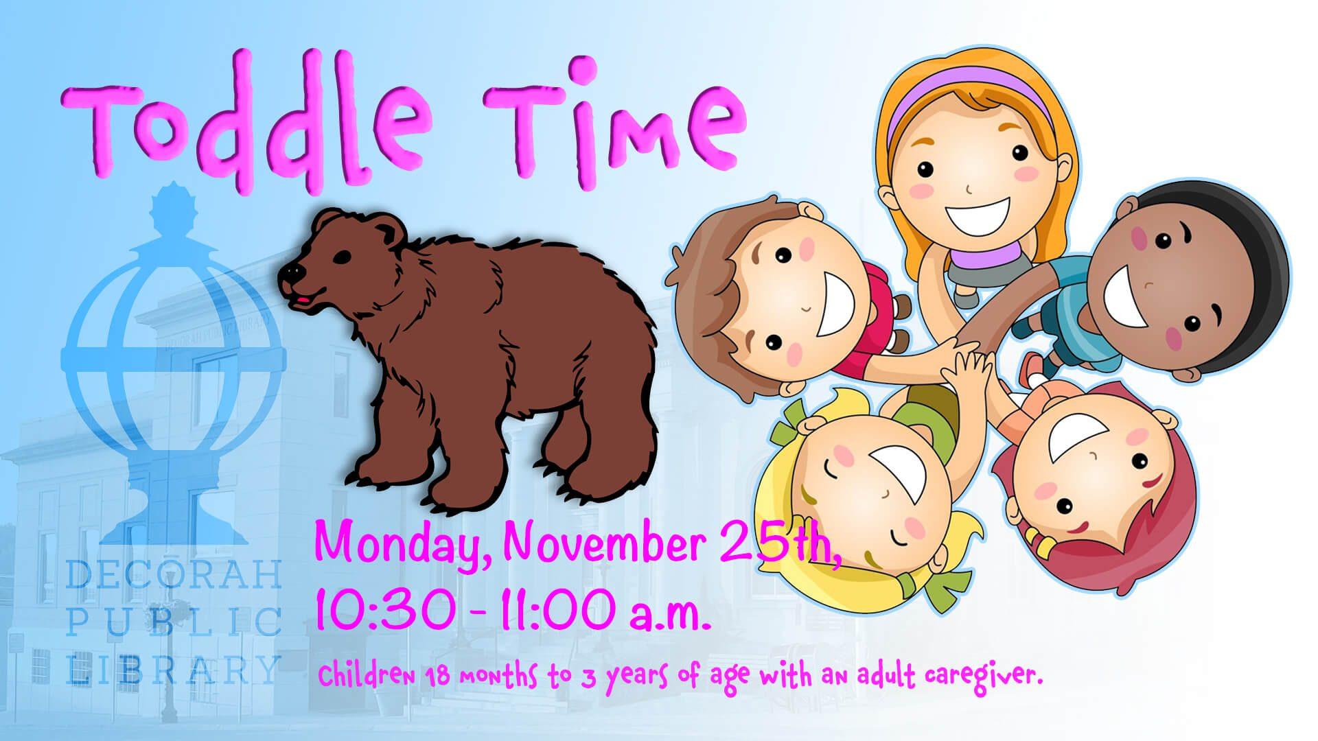 ToddleTime Nov 25