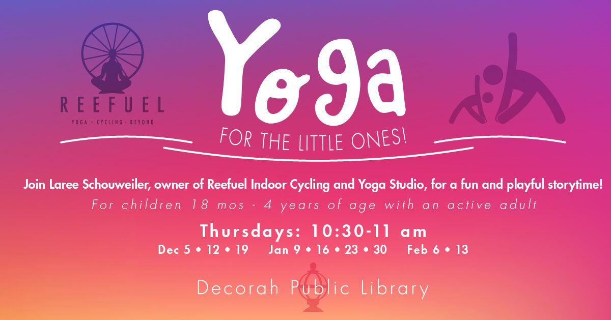 Yoga for the little ones!