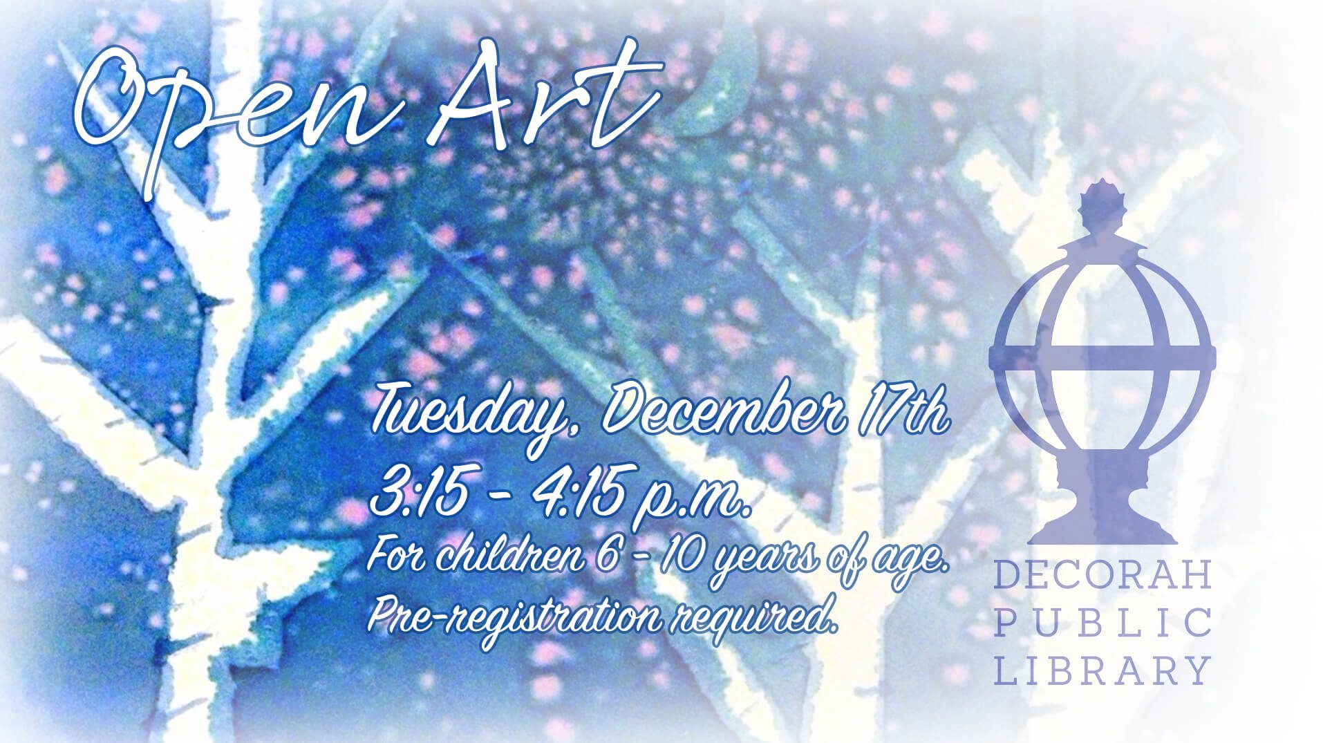 Open Art Dec 17