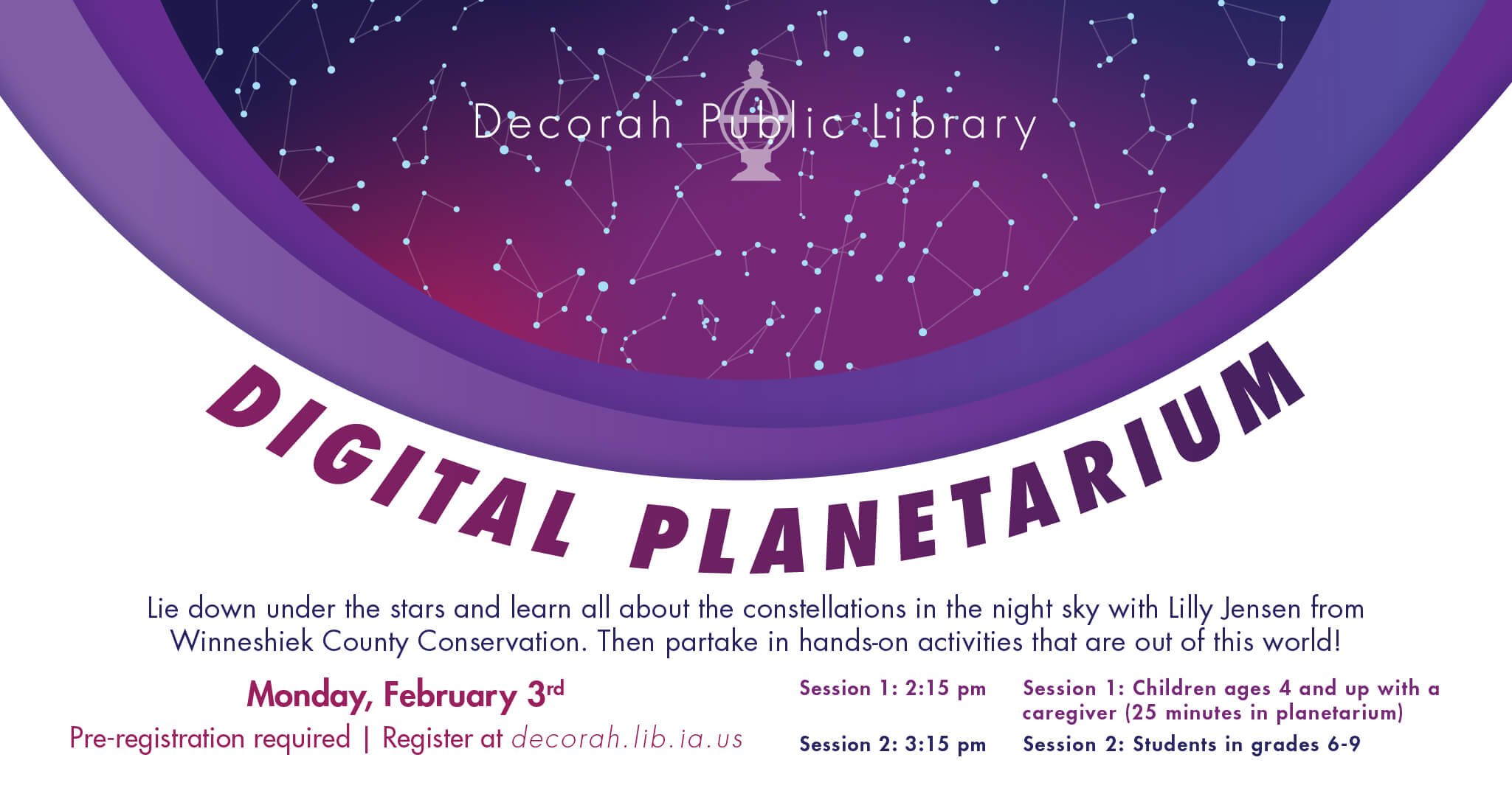 Digital Planetarium