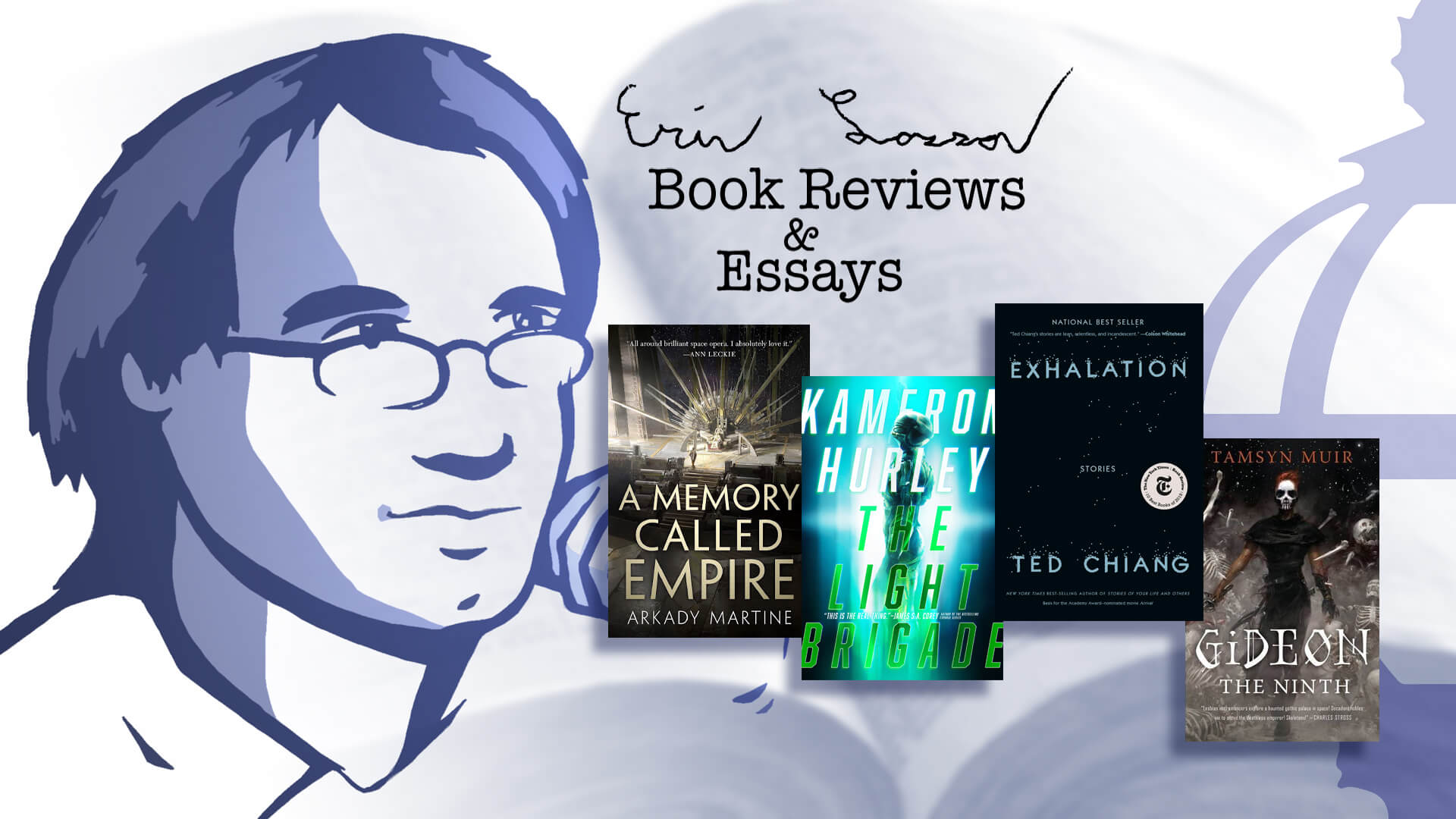 Erin Larson Book Reviews & Essays