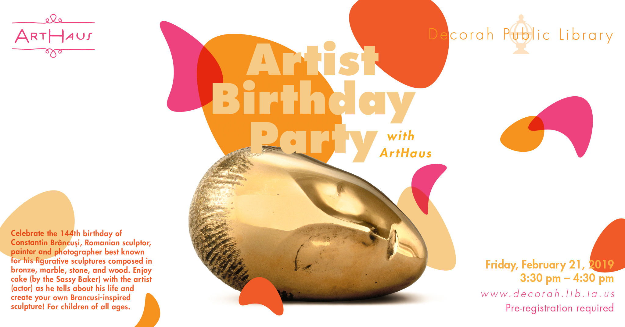 Artist Party Brâncuși