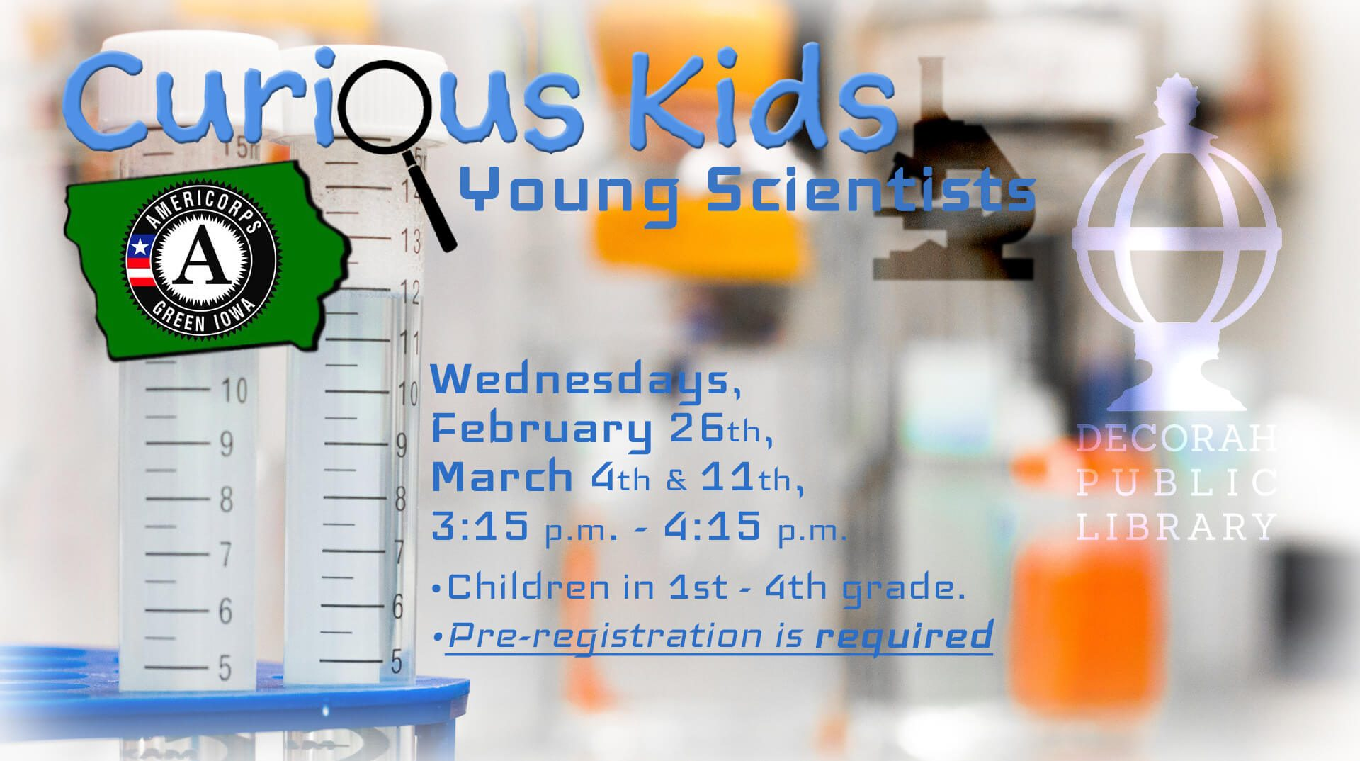 Curious Kids Young Scientist