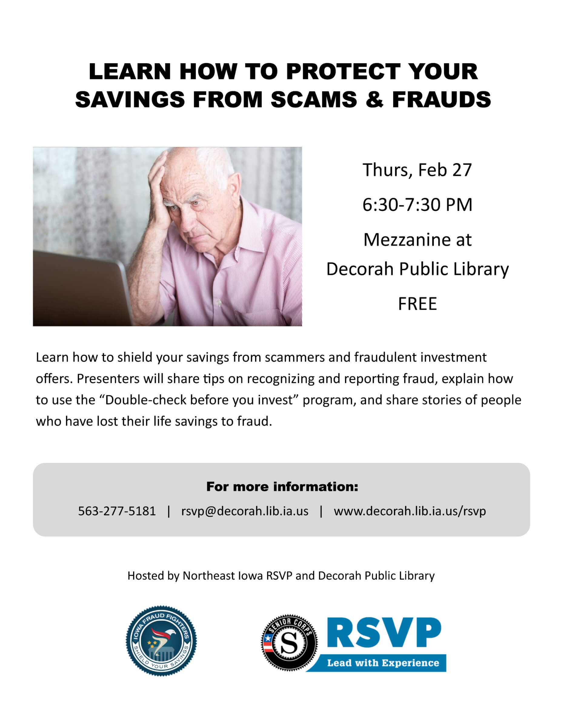 Fraud Fighters Program