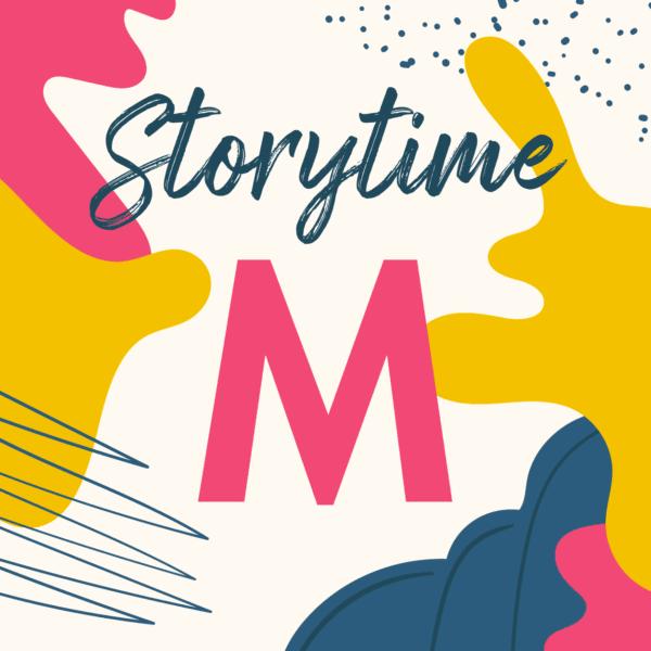 Storytime Monday Logo