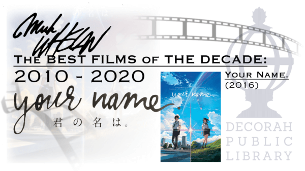 Film Review Your Name