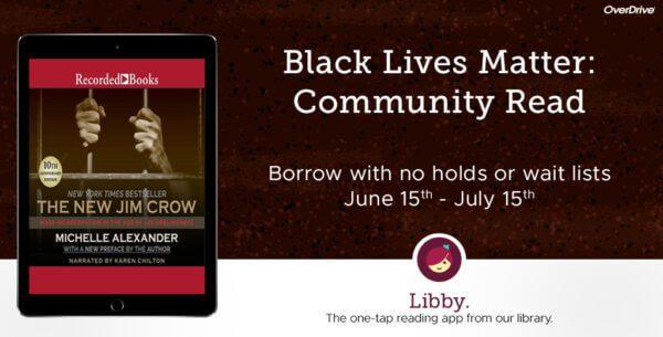 Black Lives Matter: Community Read