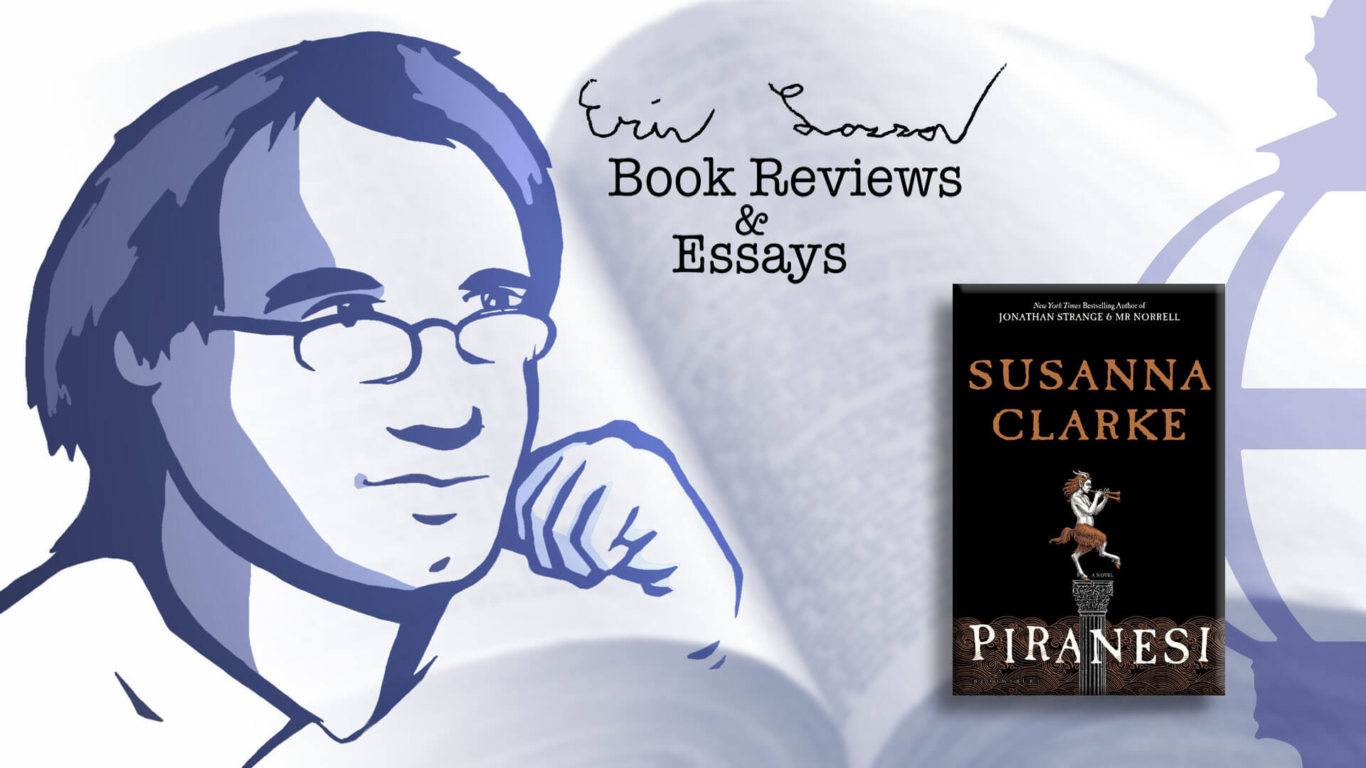 Erin Larson Book Reviews and Essays Image