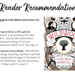 DPL Reader Recommendation: Wildwood