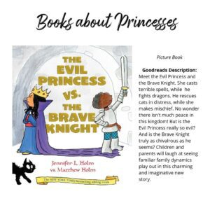 Books about princesses recommendations
