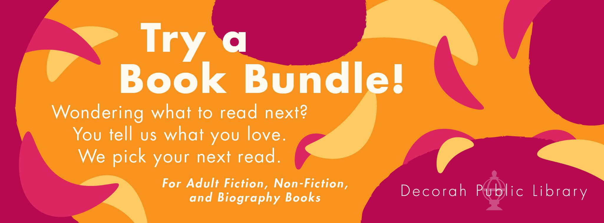Book Bundles for Adults