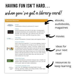 Library Online Resources