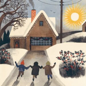 The Shortest Day Book Cover Image