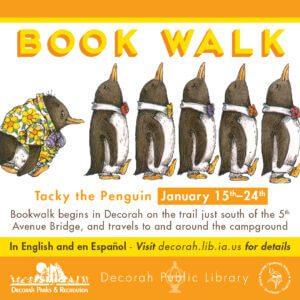 Book Walk January 15-24 2021